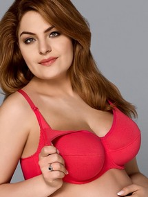 Nursing bra model 35883 Gaia