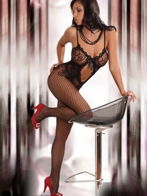 Bodystocking model 21413 Livia Corsetti Fashion