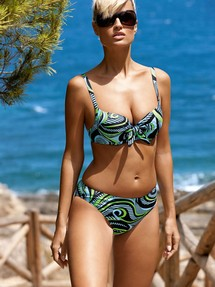 Swimsuit two piece model 12508 Lorin