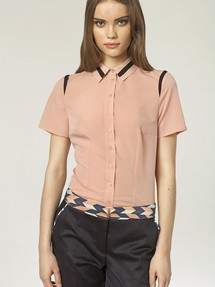 Short sleeve shirt model 27836 Nife