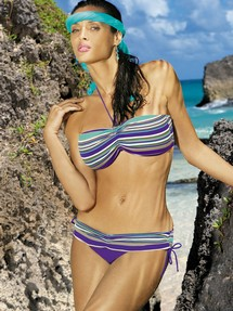 Swimsuit two piece model 9452 Marko