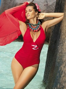 Swimsuit one piece model 12679 Marko
