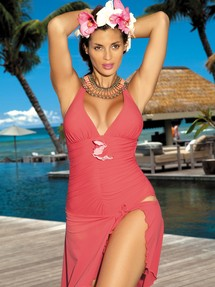 Swimsuit one piece model 12681 Marko