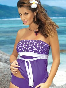 Swimsuit one piece model 12924 Marko