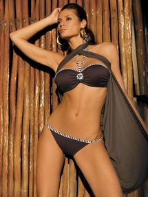 Swimsuit two piece model 29186 Marko