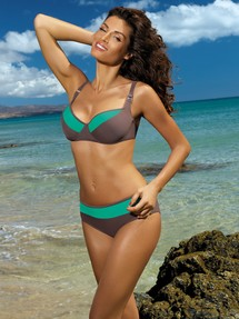 Swimsuit two piece model 40132 Marko