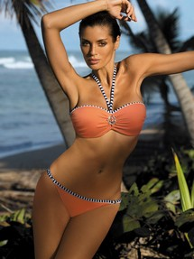 Swimsuit two piece model 40666 Marko
