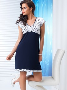 Nightgown model 33509 Donna