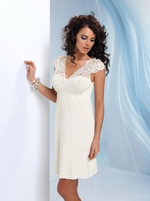 Nightgown model 33510 Donna