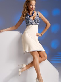 Nightgown model 37847 Donna