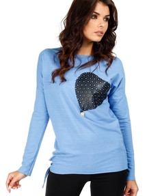 Sweatshirt model 23436 Moe