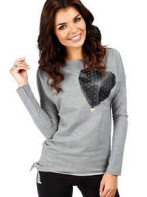 Sweatshirt model 23437 Moe