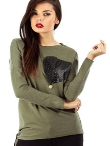 Sweatshirt model 23438 Moe