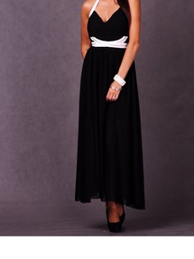 Long dress model 28930 YourNewStyle