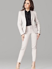 Women trousers model 25366 Figl