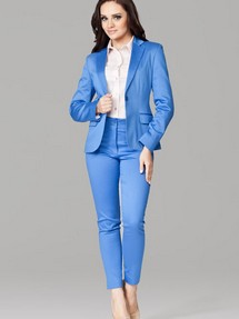 Women trousers model 25367 Figl