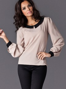 Blouse model 27954 Figl