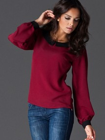 Blouse model 27955 Figl
