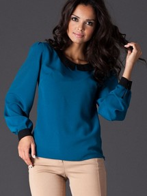 Blouse model 27956 Figl