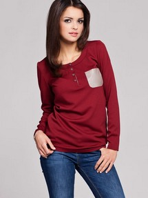 Blouse model 27977 Figl