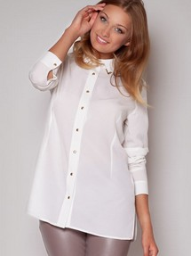 Long sleeve shirt model 28057 Figl