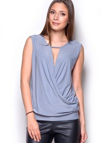 Blouse model 43863 Figl