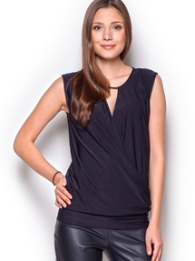 Blouse model 43864 Figl