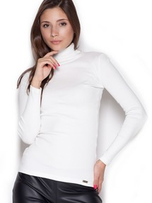 Turtleneck model 43880 Figl
