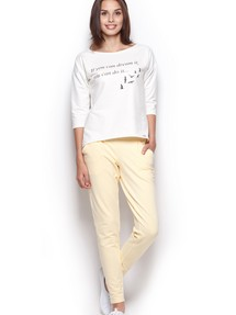 Women trousers model 43912 Figl