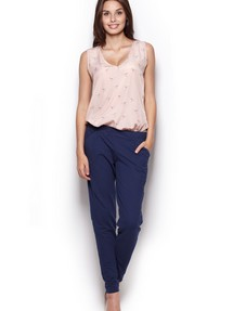 Women trousers model 43913 Figl