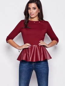 Blouse model 44061 Katrus