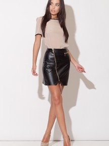 Short skirt model 44072 Katrus